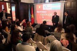 Quảng bá tiềm năng du lịch Việt Nam tại Argentina