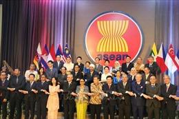 Đưa vào sử dụng tòa nhà trụ sở mới Ban Thư ký ASEAN