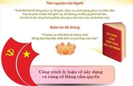 Di chúc của Chủ tịch Hồ Chí Minh - Văn kiện lịch sử vô giá