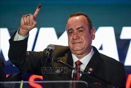 Ông Alejandro Giammattei đắc cử tổng thống Guatemala