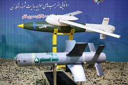 Iran công bố 3 tên lửa dẫn đường chính xác mới chế tạo