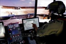 Israel chế tạo mẫu xe bọc thép tối tân