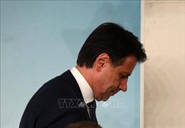 Thủ tướng Italy tuyên bố từ chức