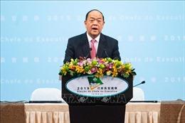 Ông Hạ Nhất Thành đắc cử Trưởng Đặc khu Hành chính Macau (Trung Quốc)