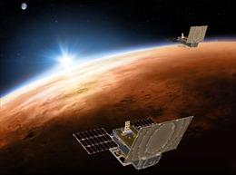 MarCO được vinh danh 'Sứ mệnh vệ tinh nhỏ của năm'