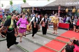Khai mạc các hoạt động Ngày hội Văn hóa các dân tộc Tây Bắc