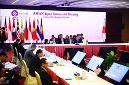 Hội nghị Bộ trưởng Ngoại giao ASEAN - Nhật Bản