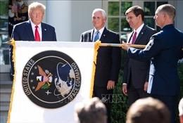 Mỹ ra mắt Bộ Chỉ huy không gian SpaceCom
