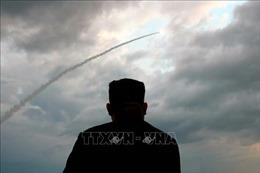 Triều Tiên bắn các vật thể tầm ngắn chưa xác định