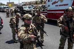 Lại xảy ra xả súng thương tâm tại Mỹ