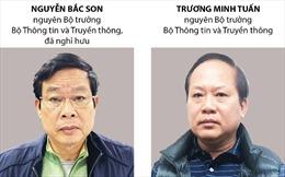 Đề nghị truy tố 2 nguyên bộ trưởng trong vụ MobiFone mua AVG