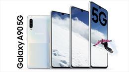 Samsung 'trình làng' Galaxy A90 5G