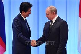 Thủ tướng Nhật Bản thăm Nga nhằm thúc đẩy đối thoại về hiệp ước hòa bình