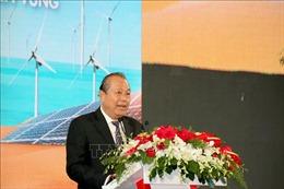 Phó Thủ tướng Trương Hòa Bình dự Hội nghị xúc tiến đầu tư tỉnh Bình Thuận năm 2019