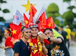 Bảo đảm an ninh, an toàn cho cổ động viên Việt Nam trên đất Thái