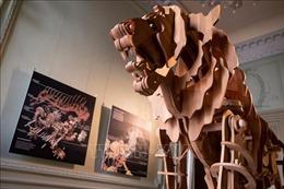 Cơ hội chiêm ngưỡng tác phẩm 'tay ngang' của đại danh họa Da Vinci