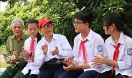 Khơi dậy truyền thống Đội Thiếu niên du kích Đình Bảng