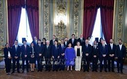 Chính phủ Italy tuyên thệ nhậm chức