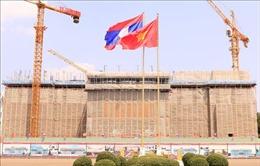 Tòa nhà Quốc hội mới của Lào: Biểu tượng của tình đoàn kết Lào - Việt