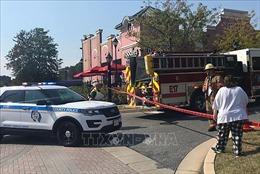 Cảnh sát nổ súng tiêu diệt kẻ tấn công bằng dao tại Maryland, Mỹ
