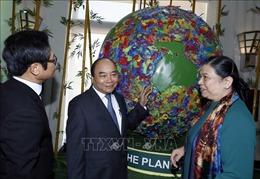 Thủ tướng Nguyễn Xuân Phúc chủ trì Hội nghị toàn quốc về Phát triển bền vững 2019