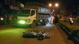 Tai nạn chồng tai nạn tại Đồng Xoài, 2 nam thanh niên tử vong