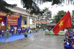 Tu Mơ Rông - địa phương cuối cùng trong cả nước khai giảng năm học mới