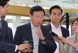 Giữ nguyên phán quyết đối với Chủ tịch Lotte