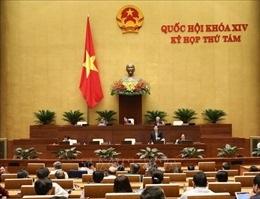 Quốc hội thảo luận về bộ máy hành chính