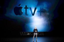 Apple và Disney khuấy động cuộc chiến truyền hình Internet
