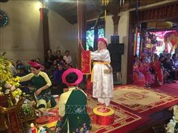 Giao lưu thực hành nghi lễ hầu đồng trong tín ngưỡng thờ Mẫu tam phủ của người Việt