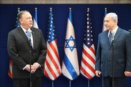 Mỹ và Israel thảo luận về các vấn đề nóng của khu vực