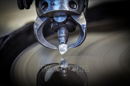 Sức mua kim cương toàn cầu giảm