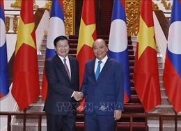 Tuyên bố chung Việt Nam - Lào