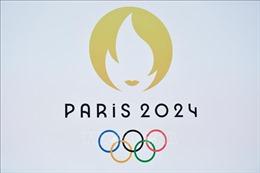 Pháp công bố logo của Thế vận hội Olympic và Paralympic 2024