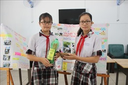 'Nói không'với rác thải nhựa -Bài 2: Trường học tích cực hành động