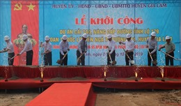 Phát triển hạ tầng khung tại các huyện ven Thủ đô