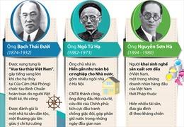 Những thương gia yêu nước nổi tiếng trong lịch sử