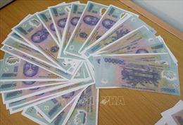 Phát hiện nhóm làm và lưu hành tiền giả tại An Giang