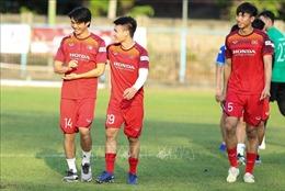 Tuấn Anh có khả năng lỡ trận đấu với Indonesia