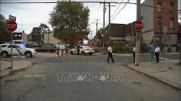 Nổ súng tại Philadelphia, ít nhất 6 người bị thương