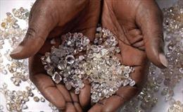 Zimbabwe phản đối Mỹ cấm nhập khẩu kim cương