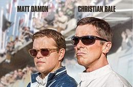 Khán giả Bắc Mỹ hào hứng xem... đua xe