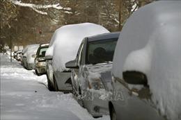 1.000 người bị mắc kẹt tại bang Arizona do bão tuyết