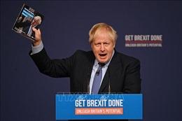 Đảng Bảo thủ Anh công bố cương lĩnh tranh cử