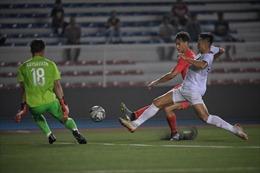 Sốc liên tiếp ở bảng B môn bóng đá nam SEA Games 30