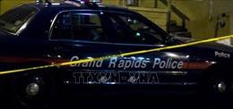Nổ súng sau bữa tiệc tại Michigan (Mỹ) làm một người thiệt mạng