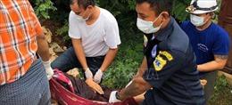 Tai nạn xe buýt liên hoàn khiến 13 người tử vong tại chỗ