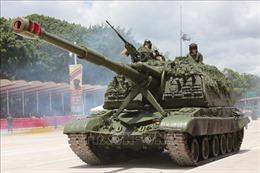 Venezuela bắt giữ nhiều sỹ quan quân đội âm mưu lật đổ chính quyền