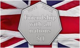 Đồng tiền xu Brexit đặc biệt